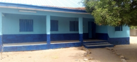 Newly renovated classes